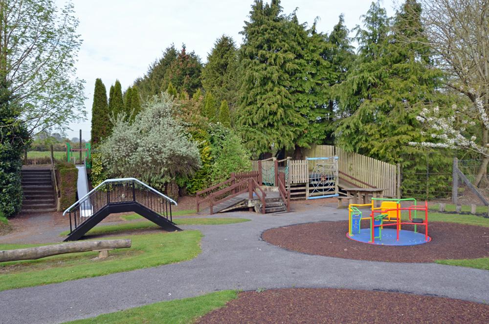 St.Anne's school playground